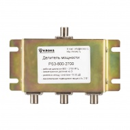 Power divider PS3-800-2700-75