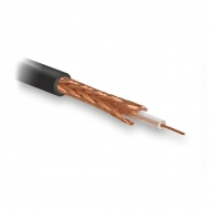 Coaxial cable RG-174, 50 Ohm