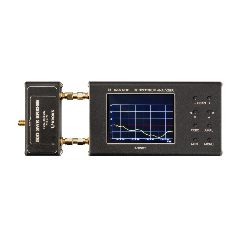 Standing wave ratio measuring bridge SWR 2700 купить за