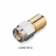 Matched load 50 Ohm SMA(male), up to 7 GHz, 2 W
