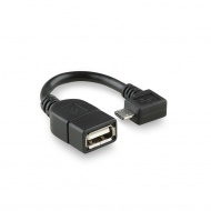 Adapter micro-USB - USB2.0, OTG