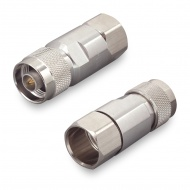 N-M012V N(male) connector, clamp attachment, for cable corrugated copper 1/2""